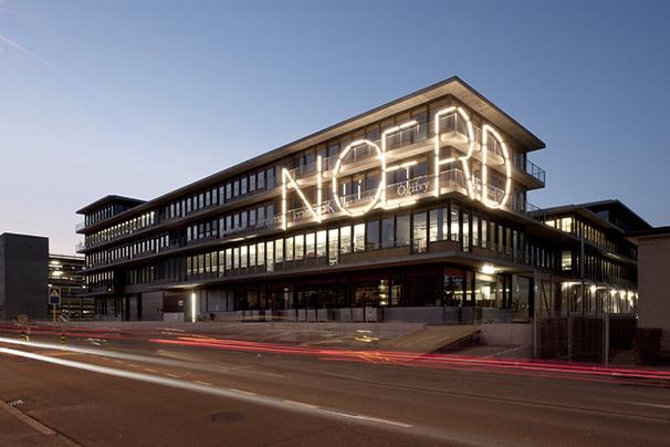Noerd; Freitag in Zürich Oerlikon