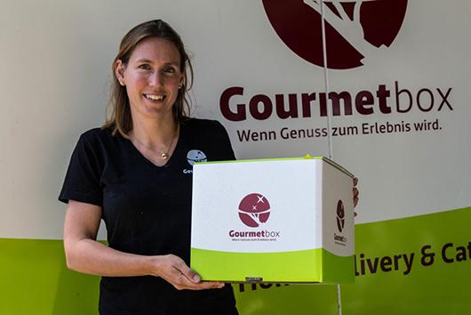 Susanne Schanz von Gourmetbox